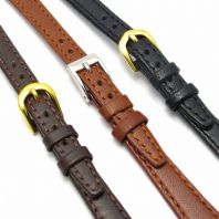 Montana Ladies Size Fine Flat Calf Leather Watch Strap D015